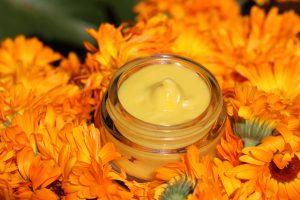 natürliche Sonnenpflege - Beispiel Essbare Hautpflege