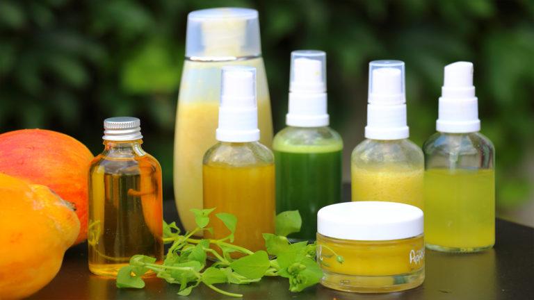 Essbare Hautpflege selbstgemacht