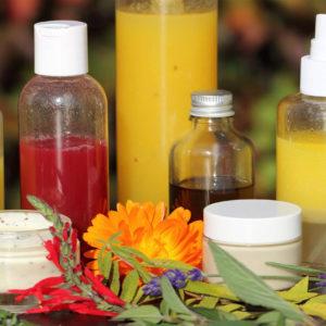Grüne Kosmetik – Essbare Hautpflege ~ GRUNDKURS
