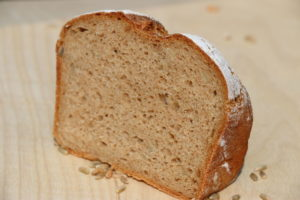 Dinkel-Topfenbrot | Workshop